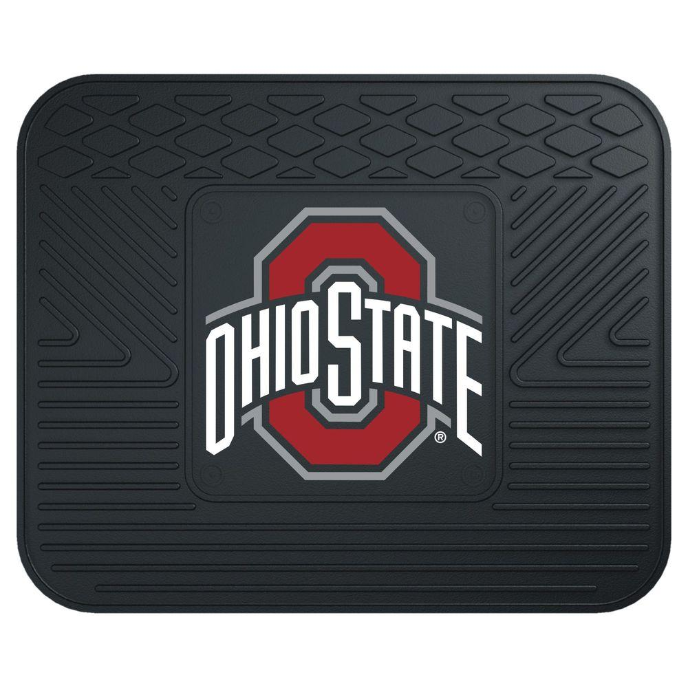 Ohio State University 14 in. x 17 in. Utility Mat