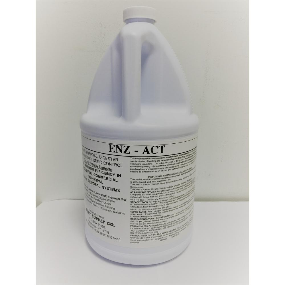 Internet #304196627. Enzyme Drain Cleaner
