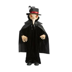 3 ft. Animated LED Victorian Reaper