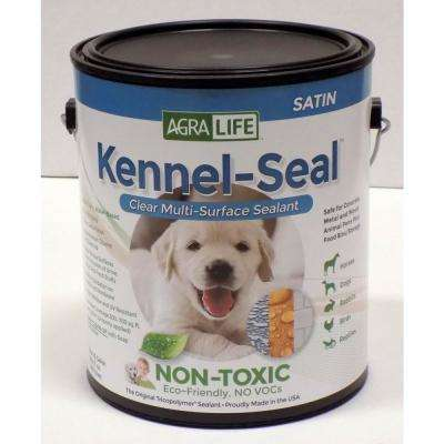 1 gal. VOC Free Non Toxic Clear Satin Kennel-Seal