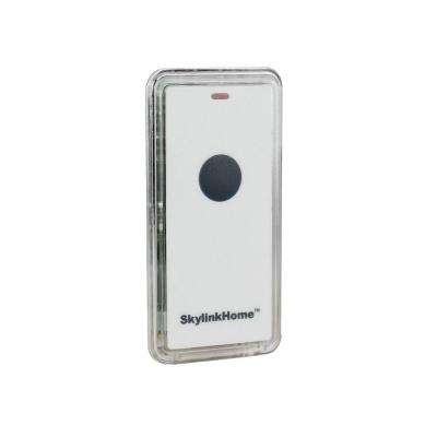 Snap-On Wireless Remote Lighting Control Transmitter for WE-001 and WR-001 Wall Switch