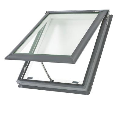 44-1/4 x 45-3/4 in. Fresh Air Venting Deck-Mount Skylight with Laminated Low-E3 Glass
