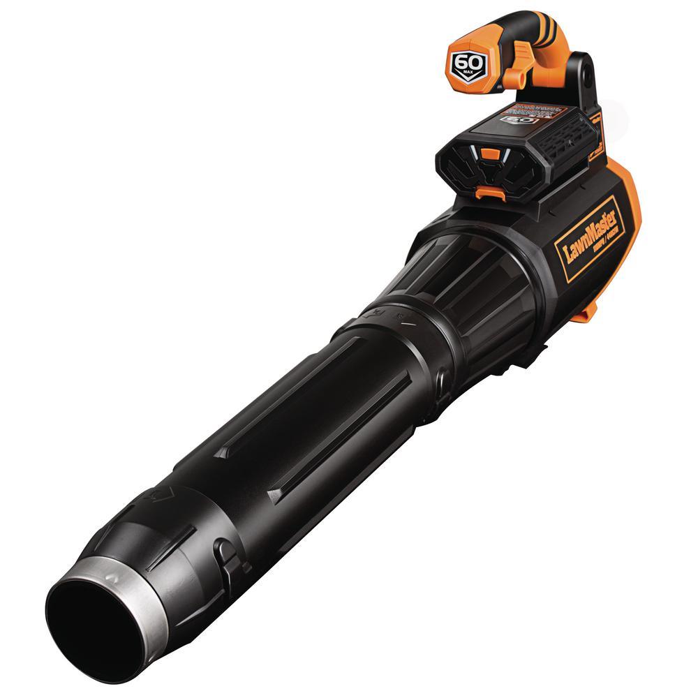 60-Volt 440 CFM 110 MPH Cordless Max Axial Blower