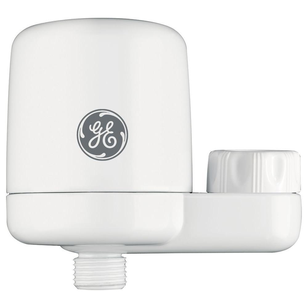 GE Universal Shower Filtration System-GXSM01HWW - The Home Depot
