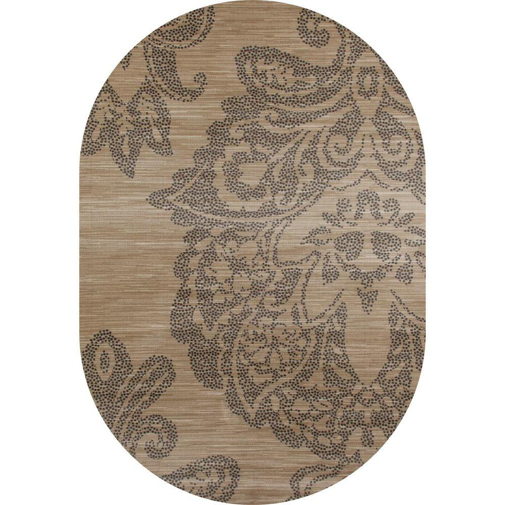 Large Oval Area Rugs
