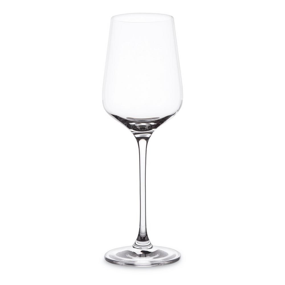 f5ecbcc2cef BergHOFF Chateau 6-Piece White Wine Glasses 1701601 - The Home Depot