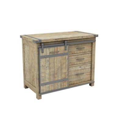 Artisan Revival Quenby Finish Utility Drawer Cabinet