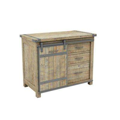 Revival Quenby Finish Utility Drawer Cabinet