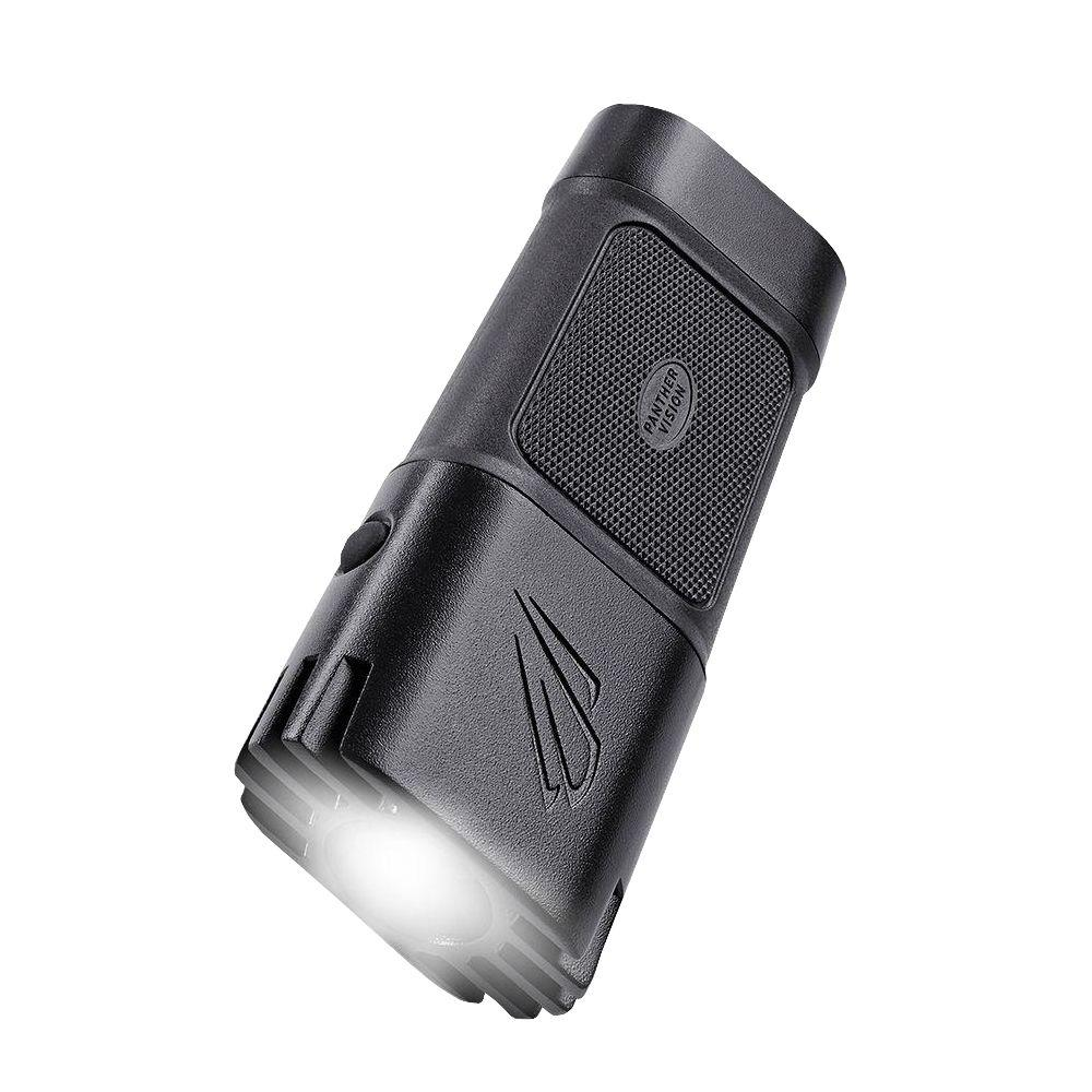 panther vision 1000 lumen led flashlight fl 6250 the home depot. Black Bedroom Furniture Sets. Home Design Ideas