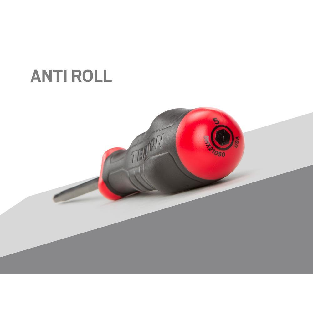 TEKTON DHX21050 5-mm Hex x 4 Screwdriver