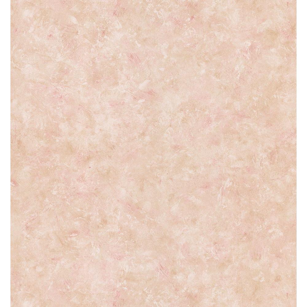 Cameo Rose IV Mottled Texture Wallpaper Sample
