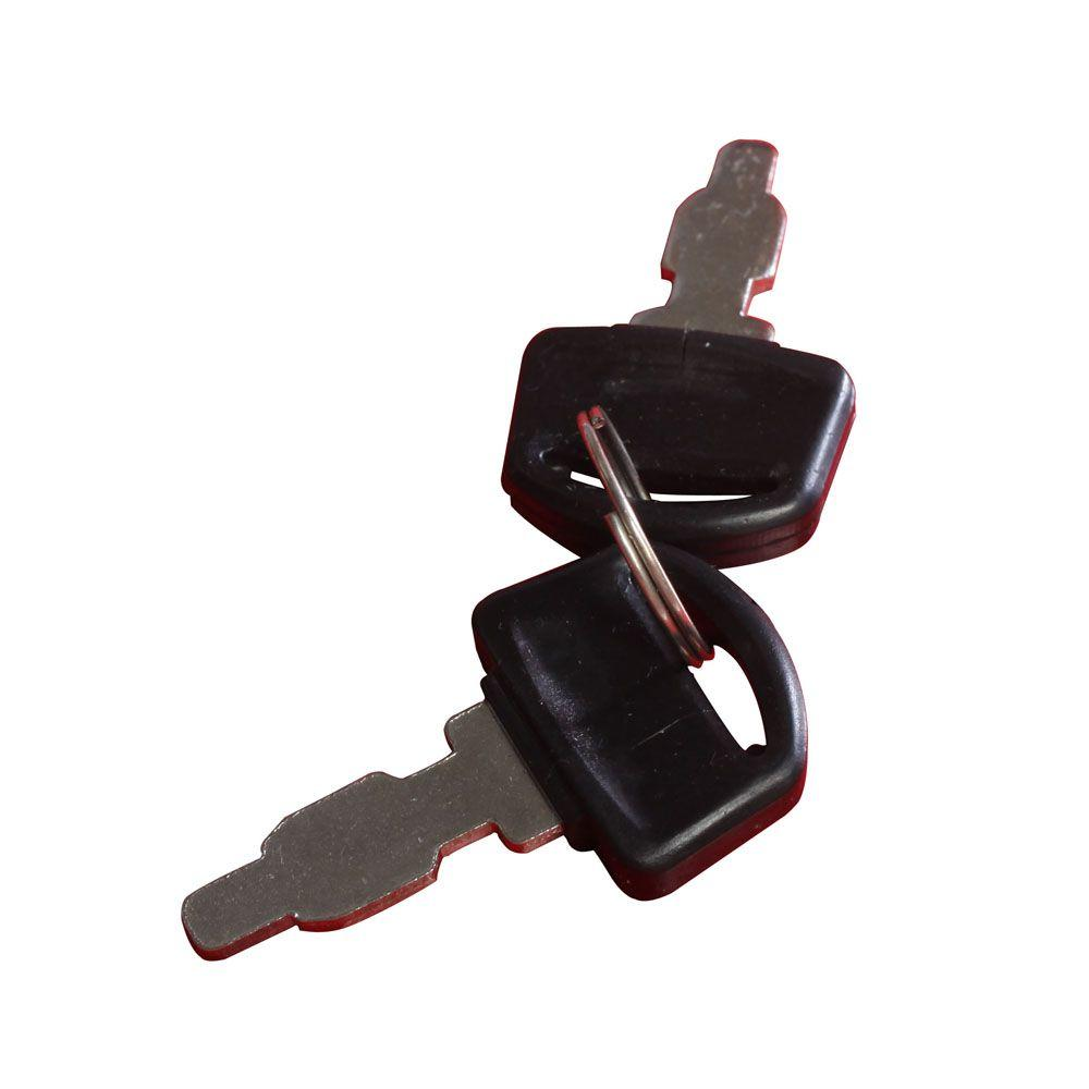 Mower Ignition Keys (Set of Two)-KEYS - The Home Depot