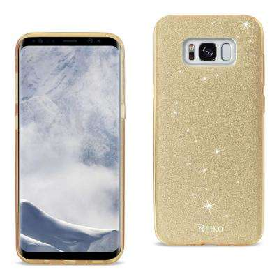 Galaxy S8 Edge Design Case in Gold