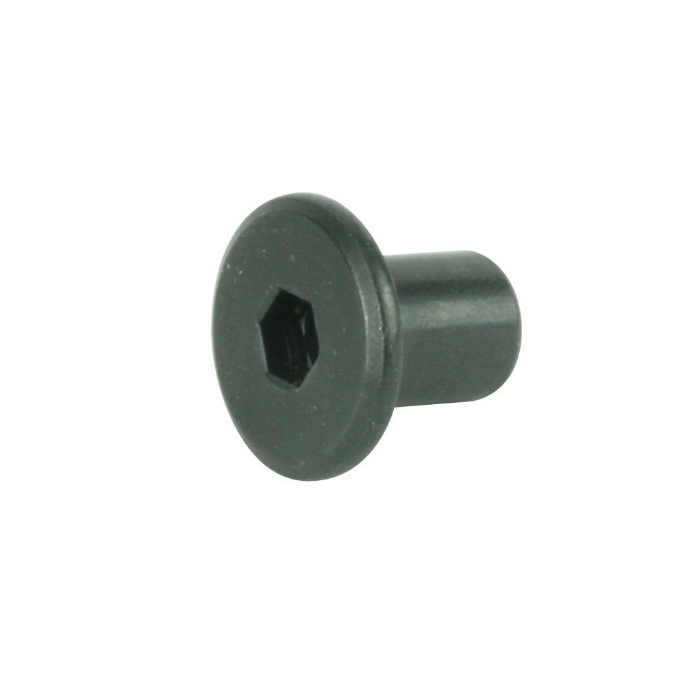 1/4 in. - 20 x 12 mm Connecting Cap Nut in