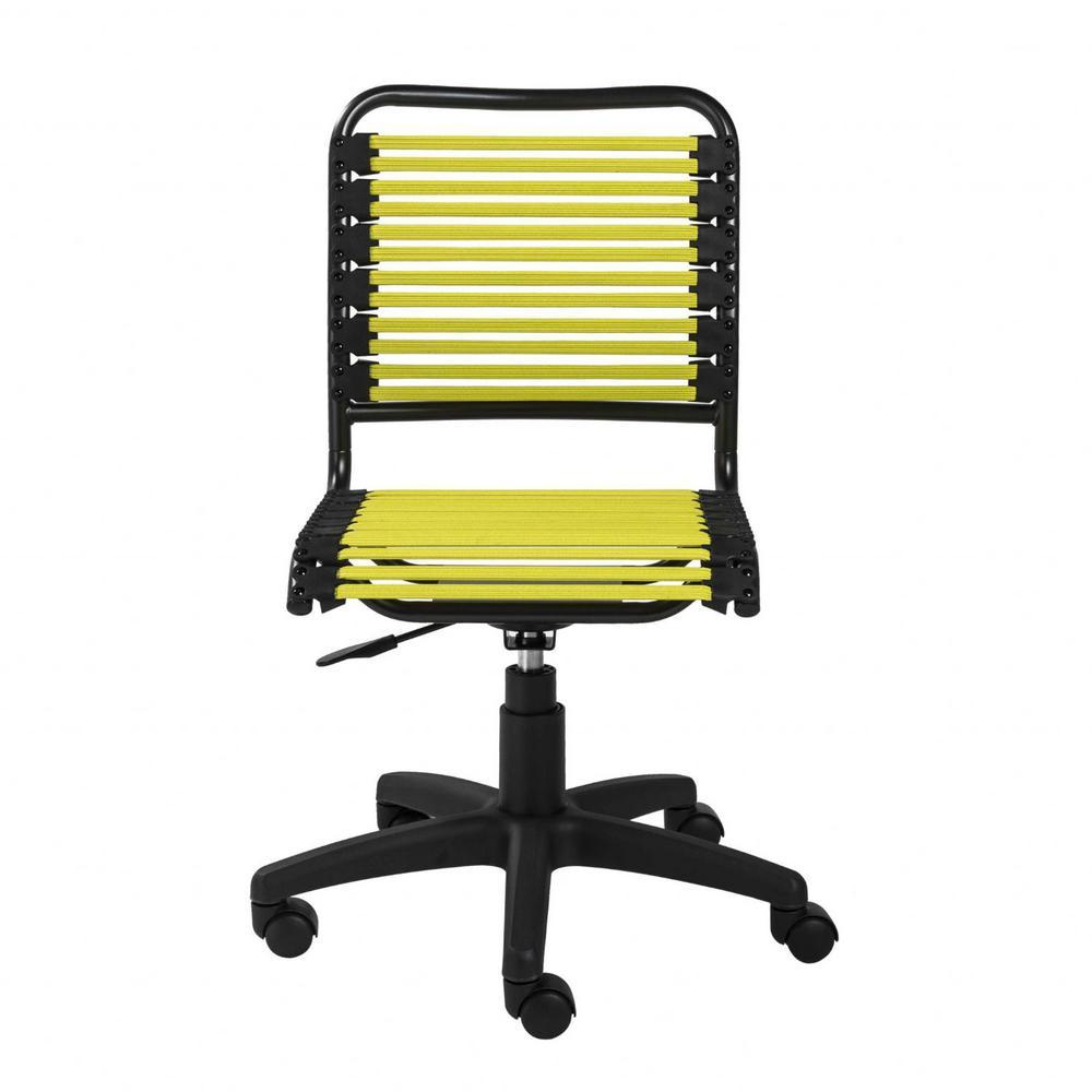 Amelia Green Low Back Office/Desk Chair