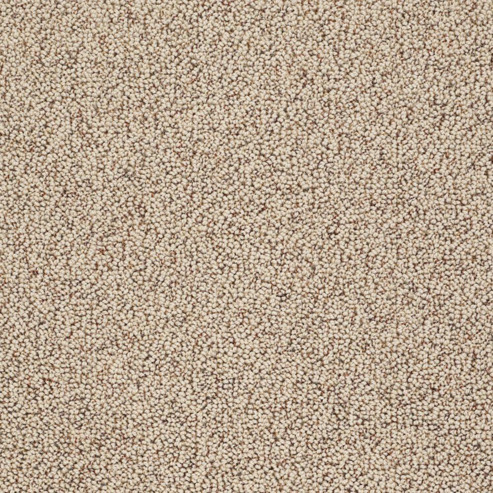 Martha Stewart Living Kentmere - Color Nutshell 6 in. x 9 in. Take Home Carpet Sample