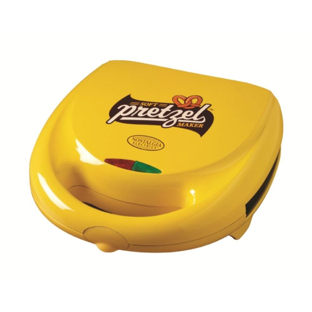 Nostalgia Electrics 4-Pretzel Soft Pretzel Maker-DISCONTINUED