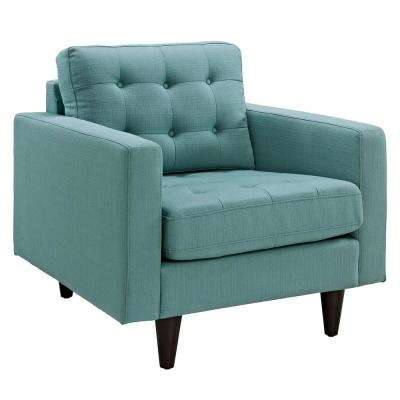 Finest Arm Chair - Blue - Accent Chairs - Chairs - The Home Depot VQ76