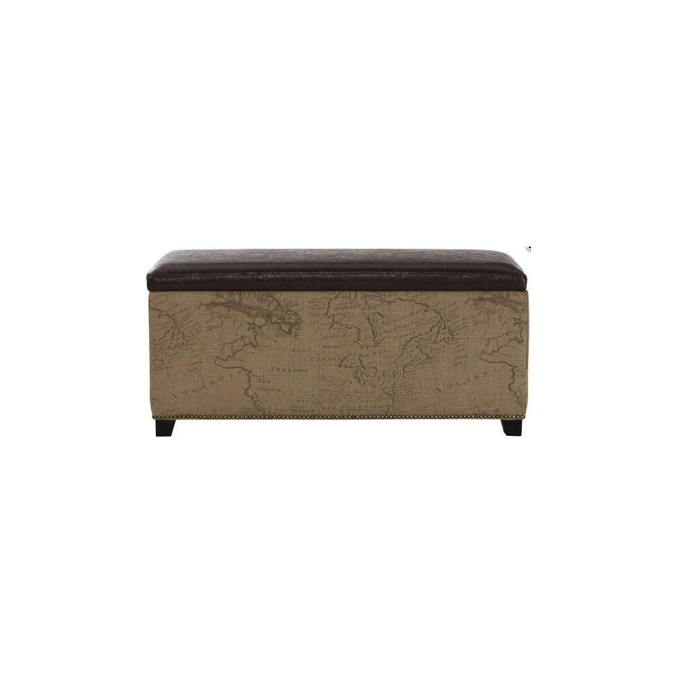 Home decorators collection chambers 42 in w rectangular for Home decorators bench