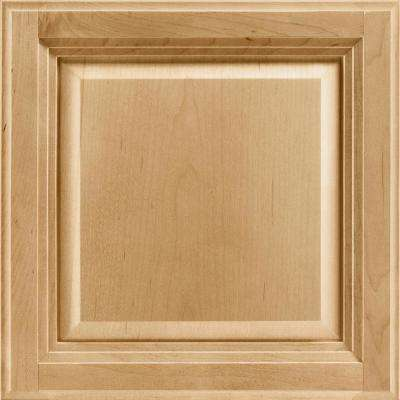 12-7/8 in. x 13 in. Cabinet Door Sample in Portland Maple Rye