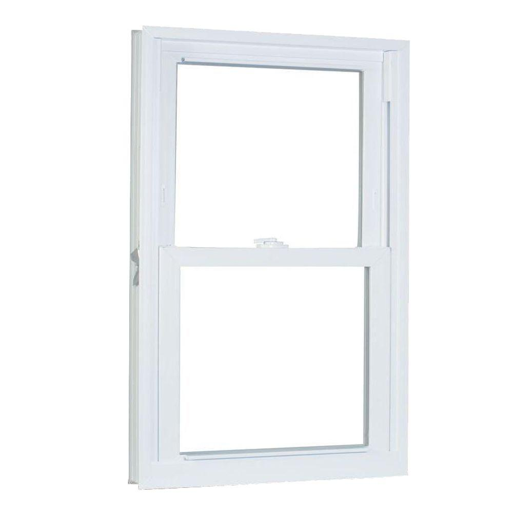 American craftsman in x in 70 series pro for Double hung replacement windows reviews