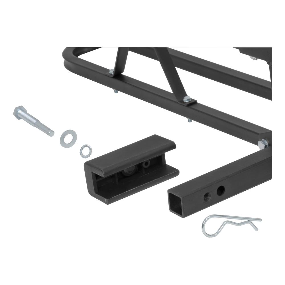 Curt Mfg 18145 Bolt-Together Basket Style Cargo Carrier 1.25in Fixed Shank