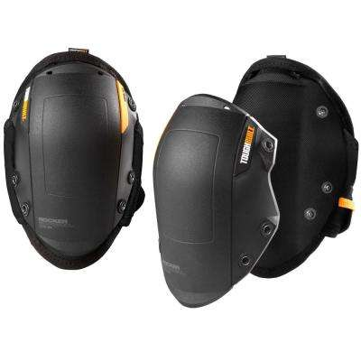 GelFit Black Rocker Knee Pads