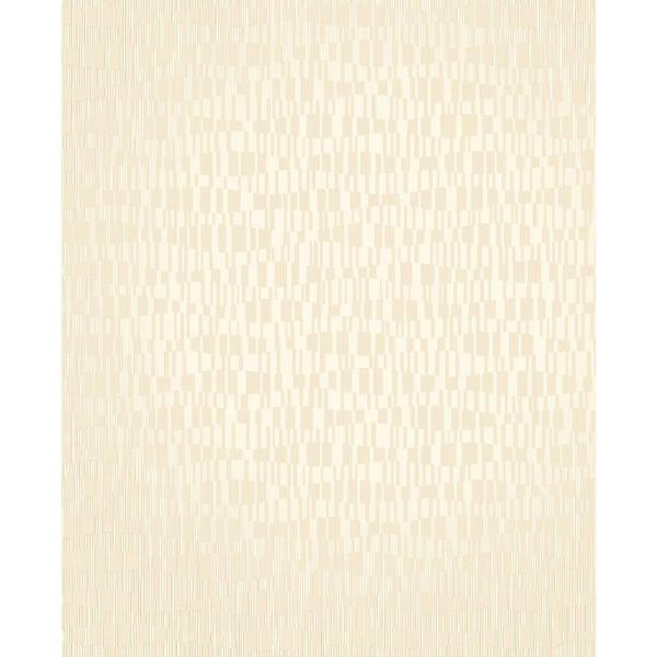 Brewster Atonal Sand Stripe Wallpaper Sample 2683-23049SAM