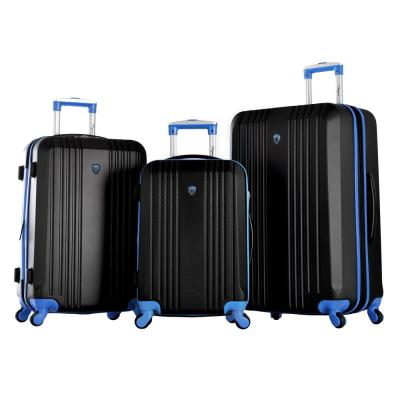 Apache II 3-Piece Expandable Spinner Luggage Set