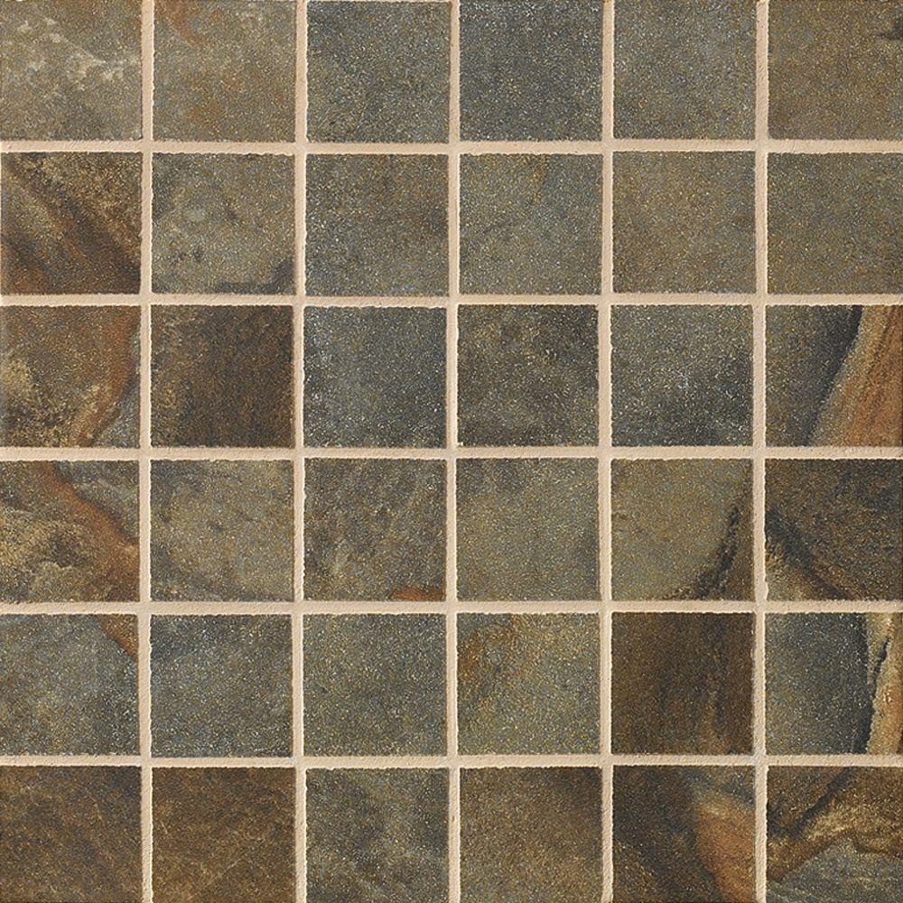 Jade 13 in. x 13 in. x 8-1/2 mm Sage Porcelain