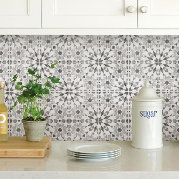 Inhome 10 In X 10 In Catalan Peel And Stick Backsplash Tiles Nh2961 The Home Depot,Orange True Color Personality Test
