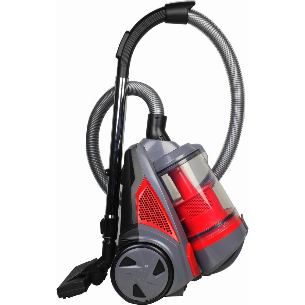 Ovente Cyclonic Bagless Canister Vacuum Cleaner St2620r