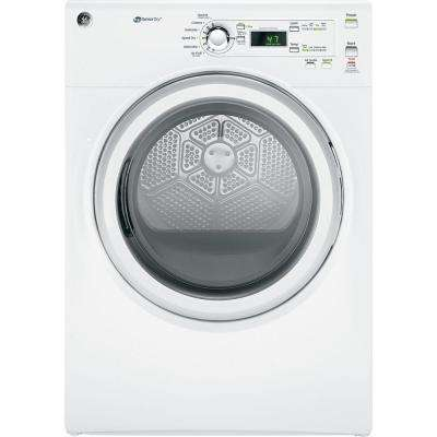 Long Vent 7.0 cu. ft. Electric Dryer in White