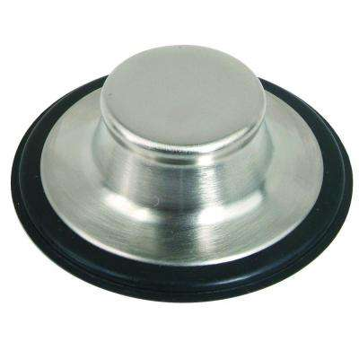 Garbage Disposal Stopper in Satin Nickel Fits BC7125 NS