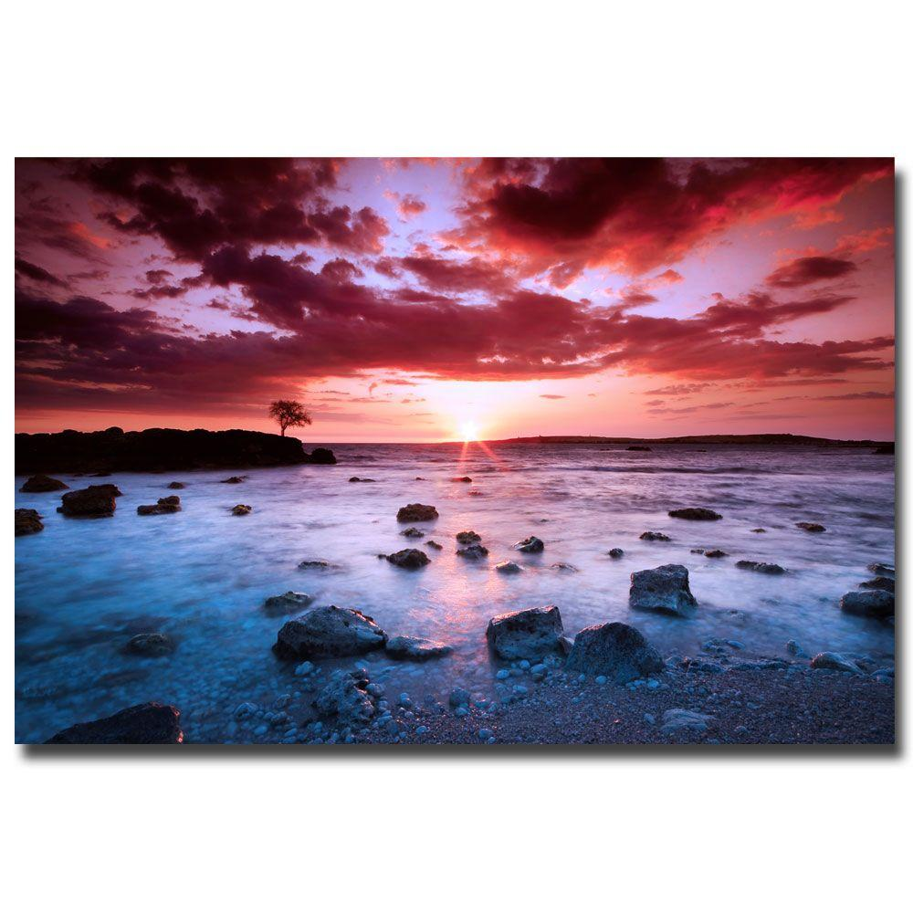 Trademark Fine Art 22 in. x 32 in. After Hours Canvas Art-DISCONTINUED