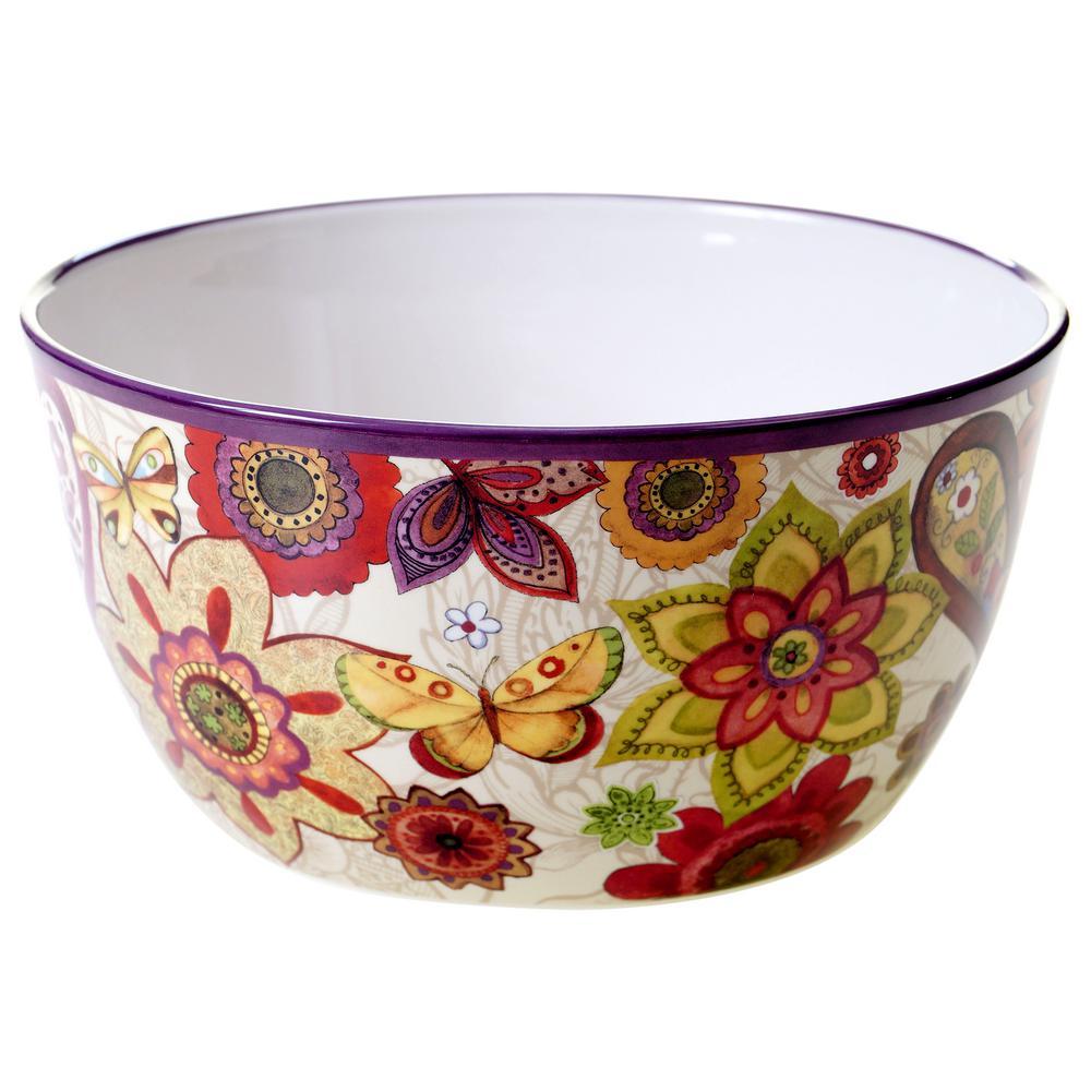Coloratura Deep Serving Bowl
