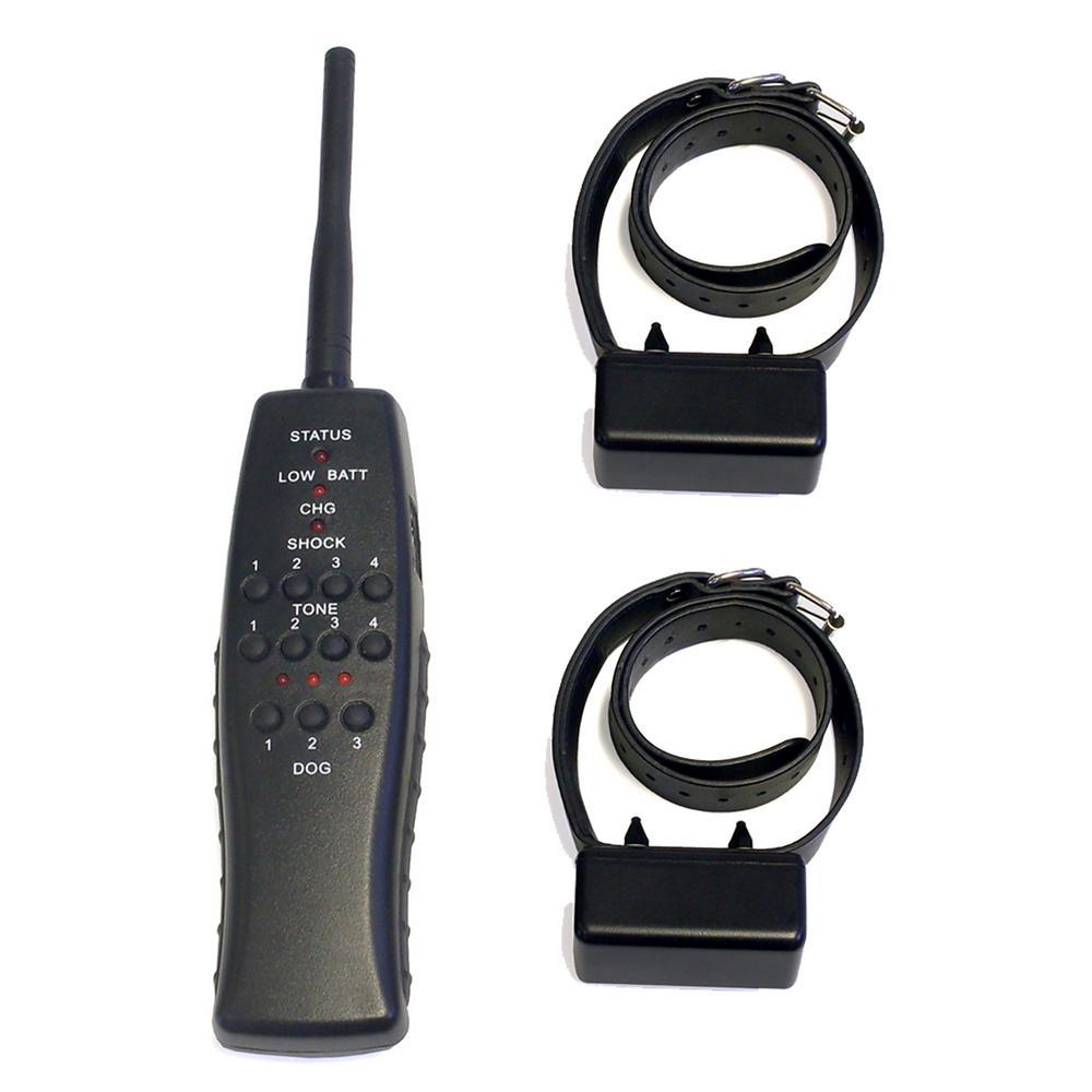 Express Train Remote 2 Dog Radio Trainer