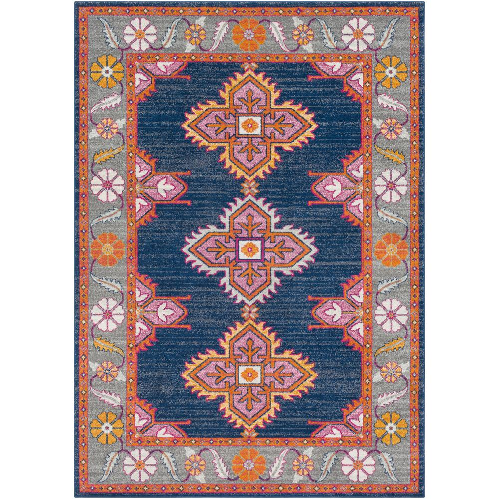 Artistic Weavers Agnetha Dark Blue 3 ft. 11 in. x 5 ft. 7 in. Area Rug was $87.6 now $56.02 (36.0% off)