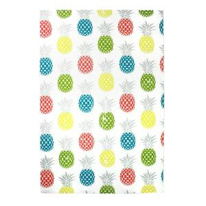 Designer Print Multi Towels Pineapple Medley Cotton Kitchen Towels (Set of 2) by