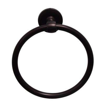 Norville Towel Ring in Oil Rubbed Bronze