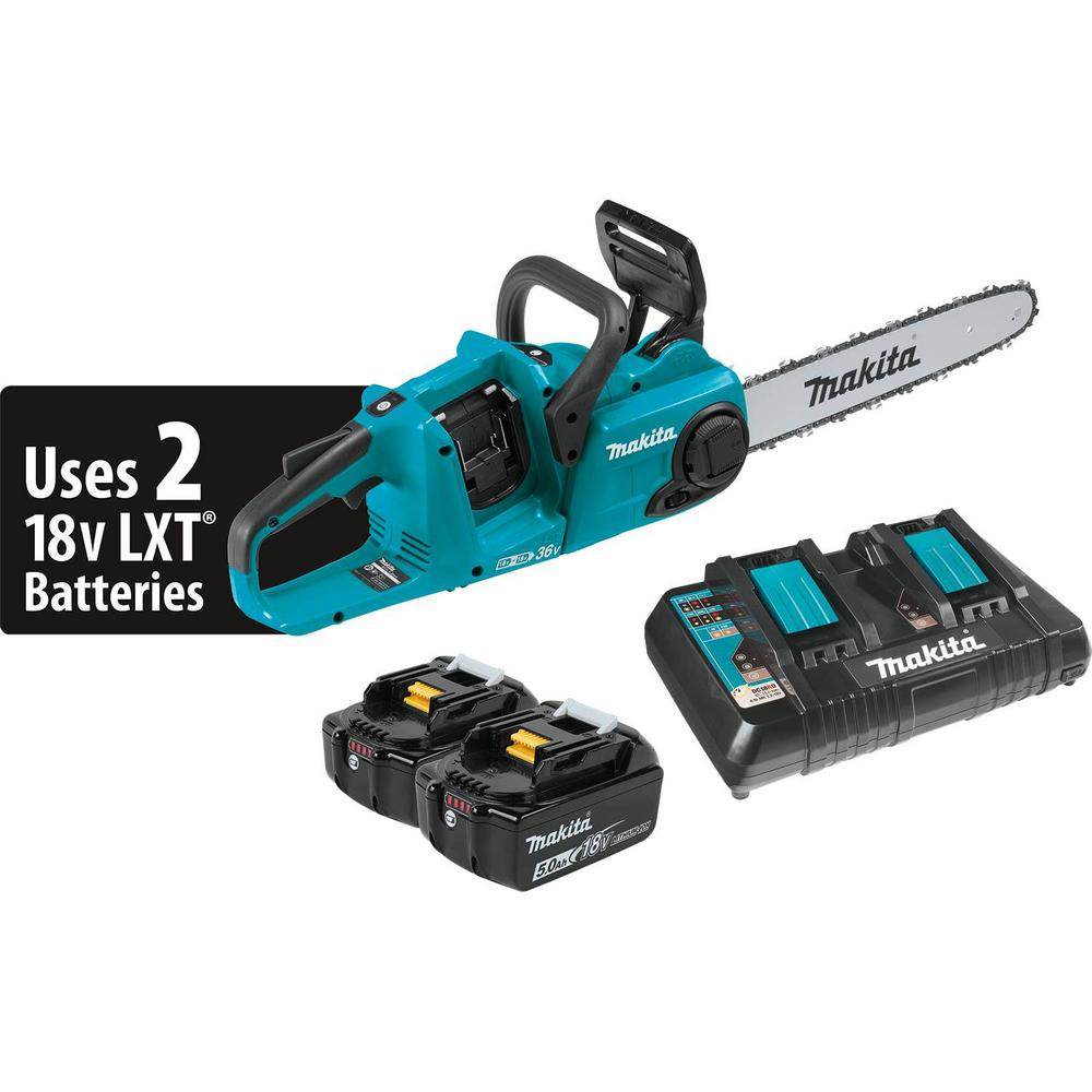14 In. 18-Volt X2 (36-Volt) LXT Lithium-ion Brushless Cordless Rear Handle