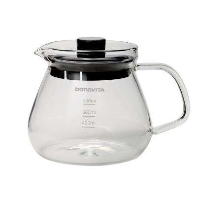 600 ml Glass Coffee Carafe