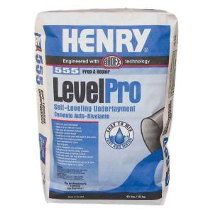 Self Leveling Underlayment 12165