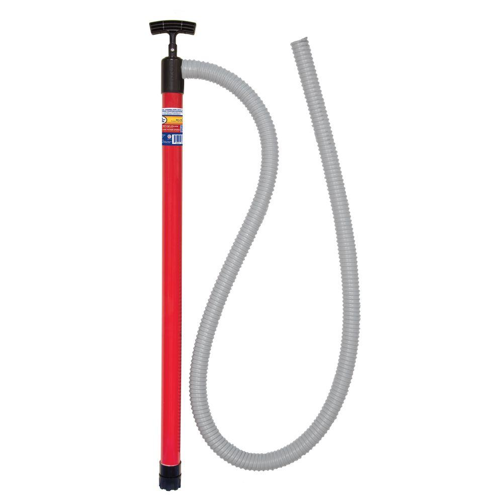 Siphon King 36 in. Utility Hand Pump with 72 in. Hose