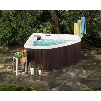 LS300 3-Person Plus, 17-Jet Spa