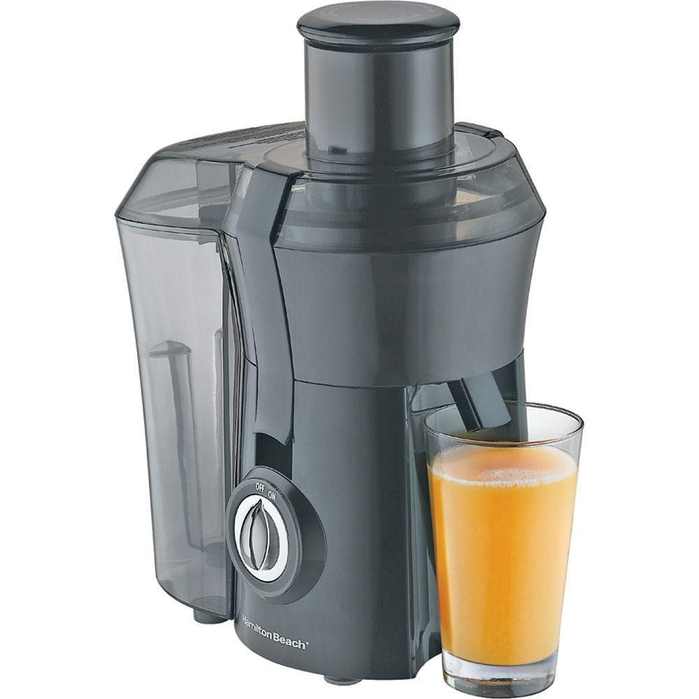 Hamilton Beach 800-Watt Big Mouth Juice Extractor