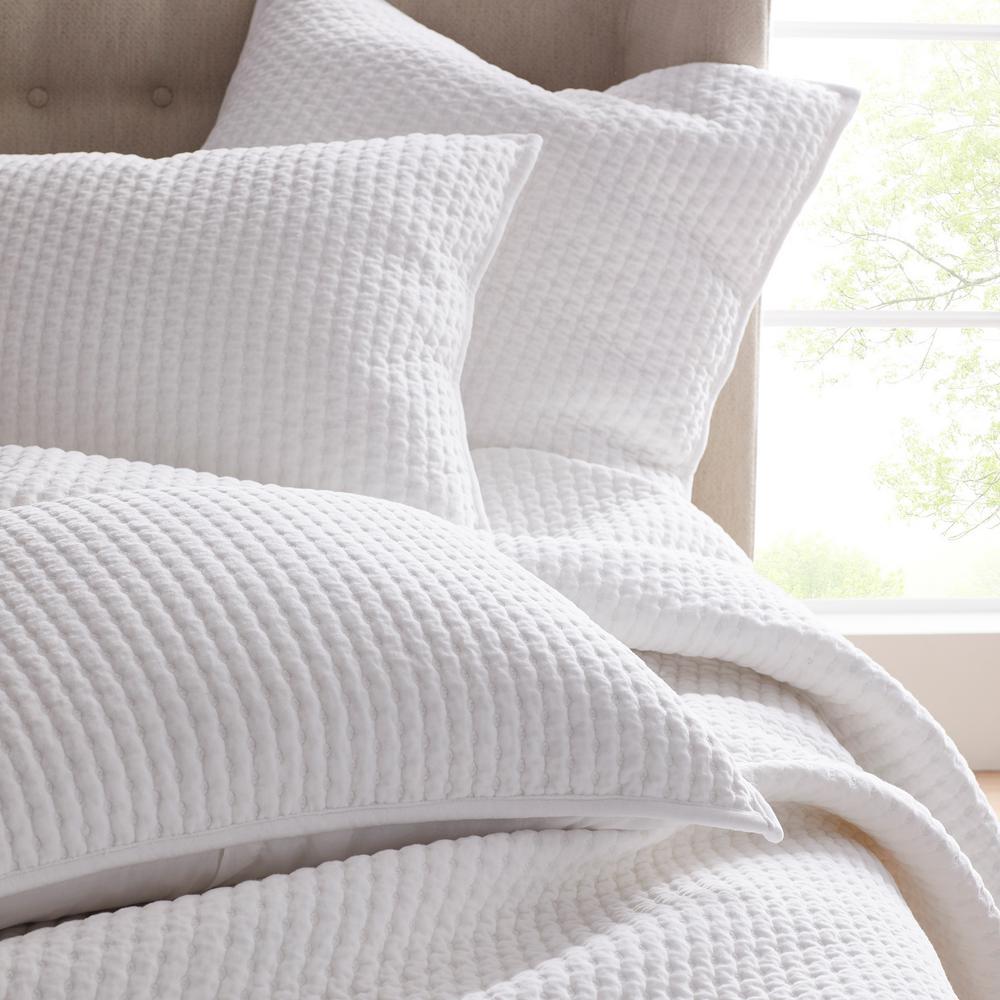 Legends Paloma Cotton Textured Quilt