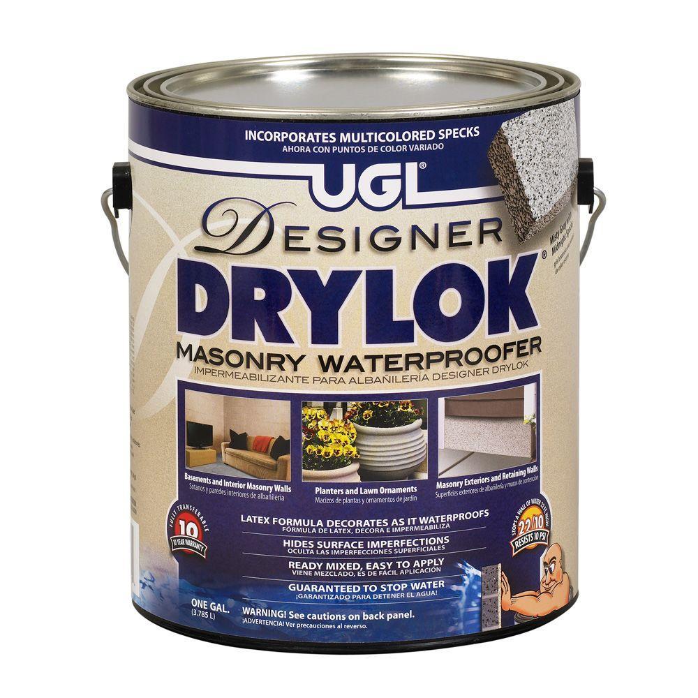 Drylok 1 Gal Latex Based Masonry Waterproofer