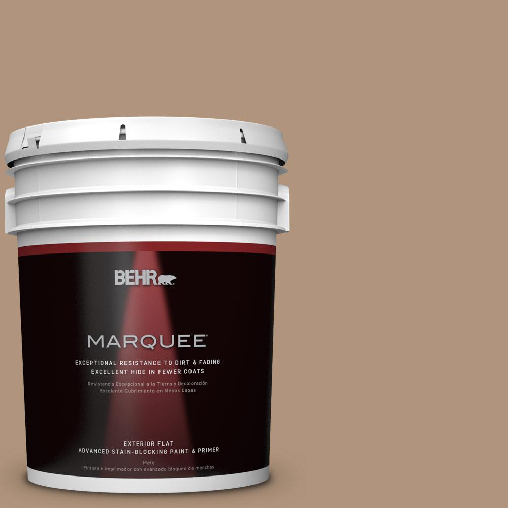 Home Decorators Collection 5-gal. #HDC-NT-22 Nomadic Flat Exterior Paint