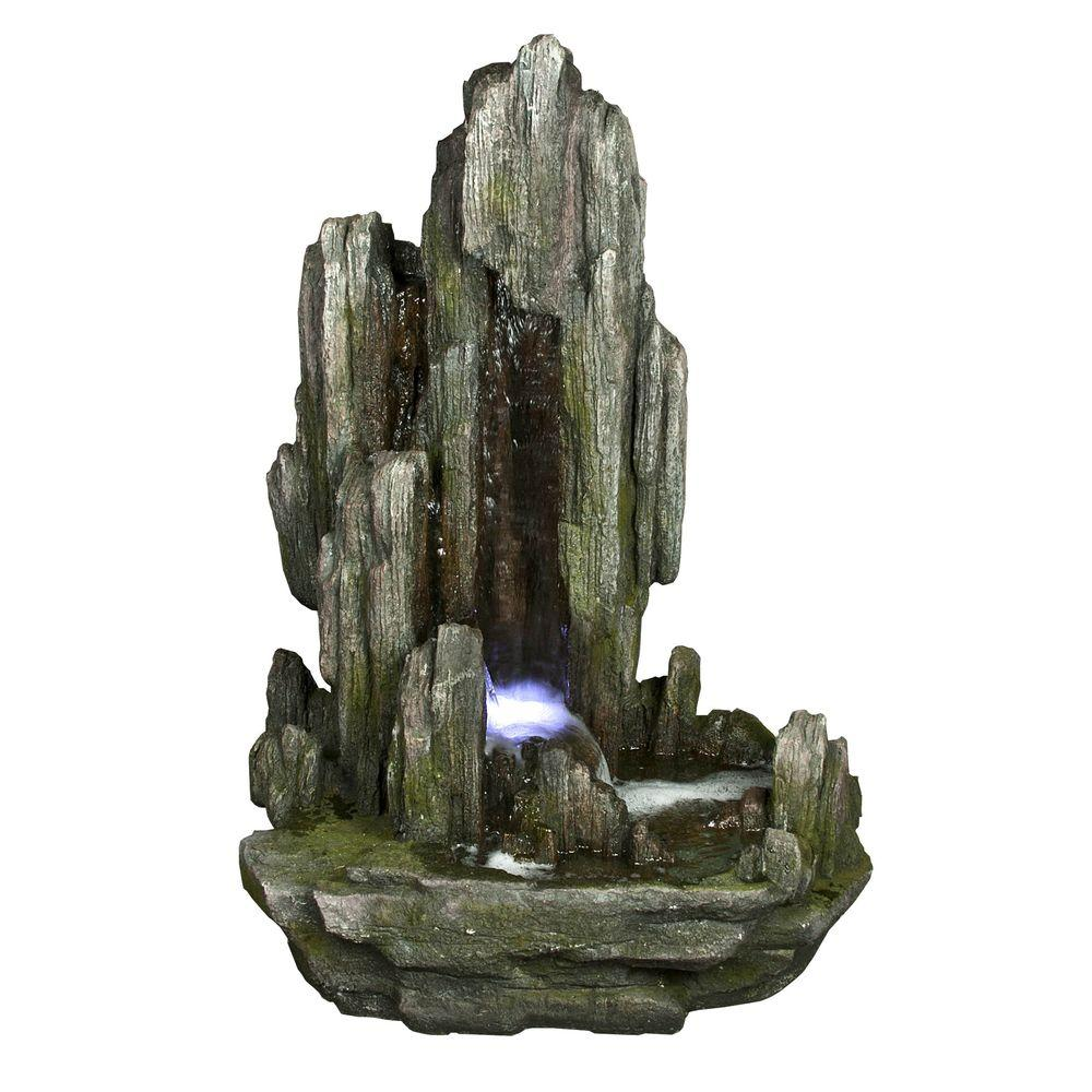Yosemite Home Decor Cascading Water Basin Fountain
